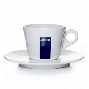 Filiżanka do Cappuccino Lavazza 160 ml (niebieski)