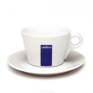 Filiżanka do Americano Lavazza 220 ml (niebieski)